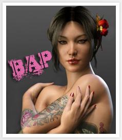 BAP de Arte-Tattoo
